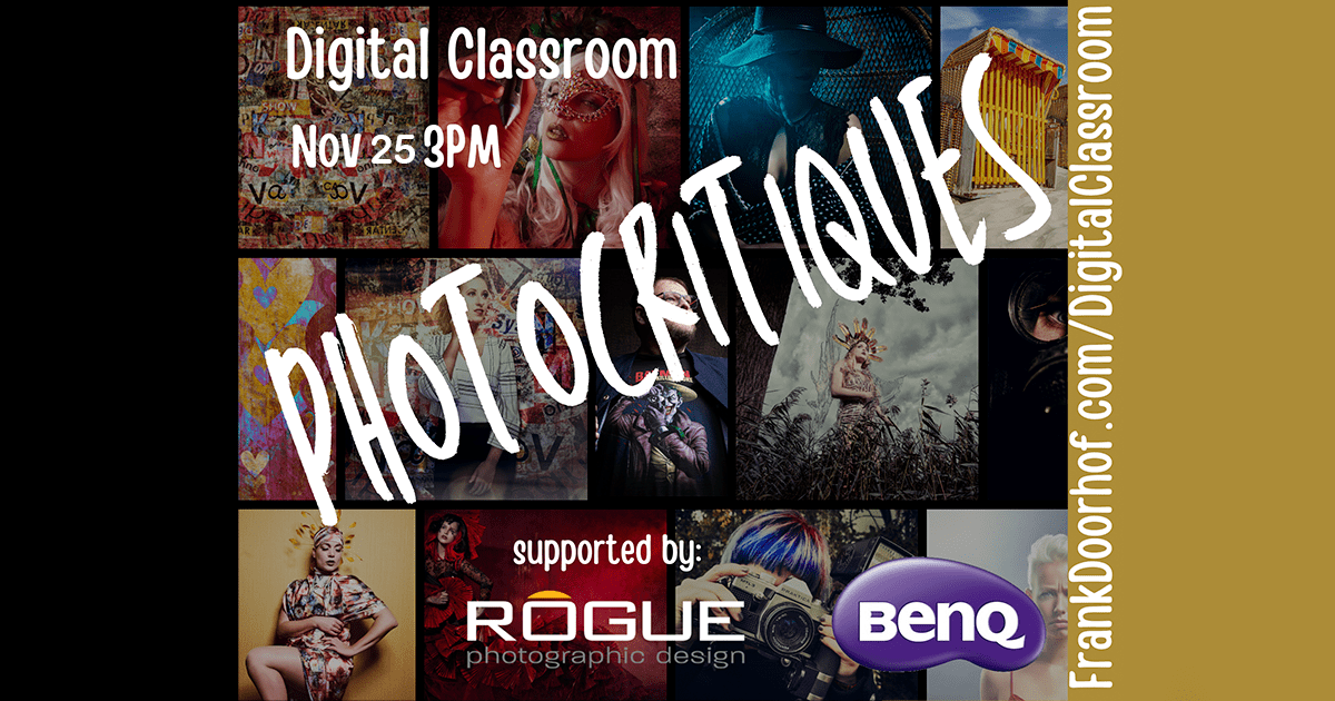 Digital Classroom: Photocritiques, November 25