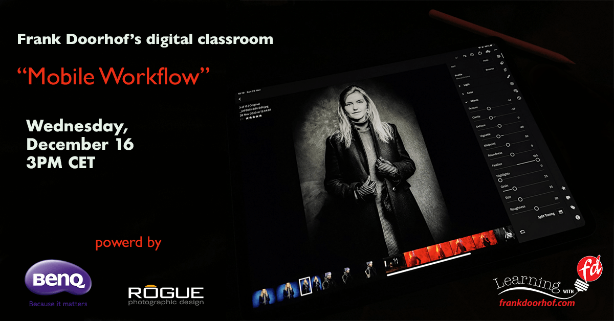 Digital Classroom: Mobile workflow